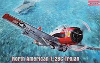 Учебно-тренировочный самолет Норт Америкэн «Троян» T-28С