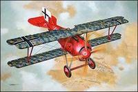 Истребитель-биплан Ньюпорт 24 бис