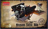 Двигатель Hispano Suiza 8Ab
