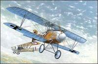 Немецкий истребитель Albatros D.III