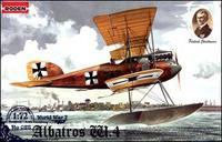 Albatros W.4 (ранний выпуск)