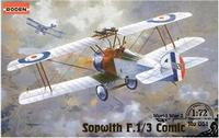 Самолет Sopwith Comic