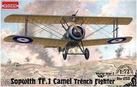 RN052 Sopwith TF.I Camel trench fighter