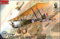 Истребитель-биплан Sopwith 1 1/2 Strutter