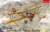 RN411 Sopwith 1.B1 French bomber
