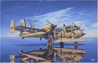 RN413 Grumman OV-1D Mohawk