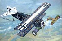 Германский истребитель Fokker D.VII