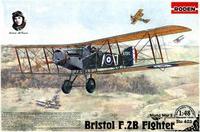RN425 Bristol F.2B WWI RAF fighter