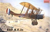 Самолет-биплан RAF BE 2c