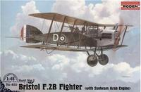 RN429 Bristol Fighter F.2b (w/Sunbeam Arab)