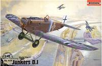 Истребитель Junkers D.I