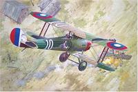 Истребитель-биплан Nieuport 28 c.1