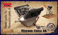 Двигатель Hispano Suiza V8A
