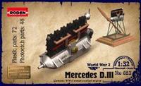 Двигатель Mercedes D.III