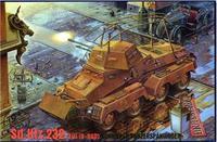 Бронеавтомобиль Sdkfz 232