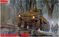 RN705 Sd.Kfz. 234/2 Puma armored car