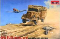 Германский армейский грузовик Opel Blitz (Kfz.305)