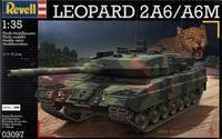 Танк Leopard 2A6 / A6M