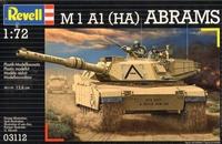 Танк M1A1 (HA) Abrams