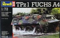 Немецкий бронетранспортер TPz 1 Fuchs A4