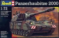 Сборная стендовая модель танка Pz.Kpfw.haubitze PzH 2000