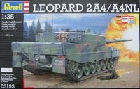 Танк Leopard 2A4/A4NL(голландская модернизация)