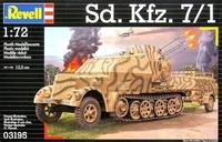 Полугусеничный тягач Sd Kfz 7
