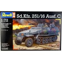 Полугусеничный бронетранспортер Sd.Kfz. 251/16 Ausf C