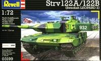 Танк Леопард 2А5 (шведская модернизация)