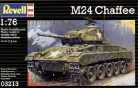 Танк M24 Chaffee (Чаффи)