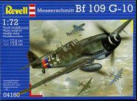Купить масштабную стендовую модель самолета Мессершмитт Bf 109G-10