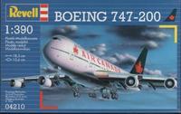 Пассажирский самолёт Боинг 747 'Air Canada'