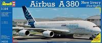 "Пассажирский самолет Airbus A 380 ""New Livery"""