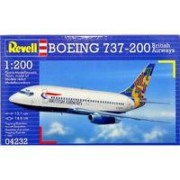 Пассажирский самолёт Боинг 737-200 'British Airways'