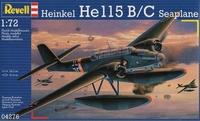 Гидросамолет Heinkel He 115 B/C Seaplane