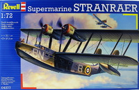 Британская летающая лодка Supermarine Stanraer