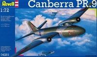 Фоторазведчик Canberra PR.9