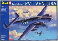 Бомбардировщик PV-1 Ventura