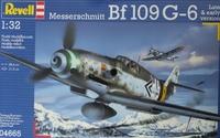 Истребитель Messerschmitt Bf109 G-6