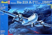 Ночной истребитель Heinkel He219 A-7 UHU