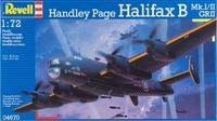 Бомбардировщик Handley Page Halifax B Mk.I/II GR II