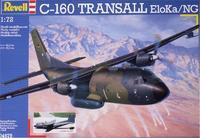 Военно-транспортный самолет Transall ELOKA / NG C-160