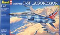 Стендовая модель самолета Нортроп F-5F Aggressor