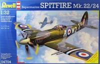 Истребитель Supermarine Spitfire Mk-22/24