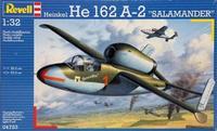 Истребитель He 162 Salamander