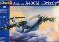 Военно-транспортный самолет Airbus A 400 M ''Grizzly''