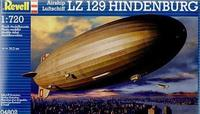 Дирижабль LZ 129 «Гинденбург»