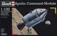 Лунный корабль Apollo: Command Module