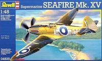 Истребитель Seafire F Mk. XV
