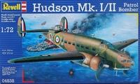 Патрульный бомбардировщик Hudson Mk. I/II